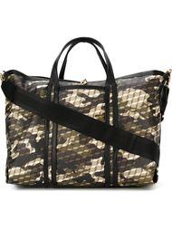 сумка-тоут с камуфляжным принтом Pierre Hardy