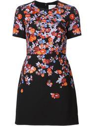 платье 'Tilad' с цветочной вышивкой Mary Katrantzou