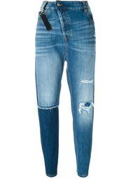 джинсы на молнии  Vivienne Westwood Anglomania