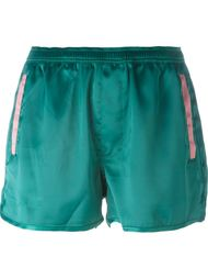 'Warm Up' shorts Pam Perks And Mini