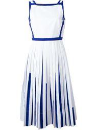 платье с контрастной окантовкой  Io Ivana Omazic