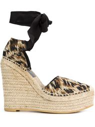 wedge heel espadrilles Saint Laurent