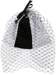 шапка с вуалью Bernstock Speirs