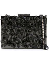 сумка через плечо с цветочной аппликацией  Valentino Garavani
