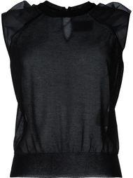 прозрачная блузка Kolor