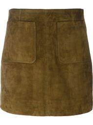 юбка прямого кроя  Burberry
