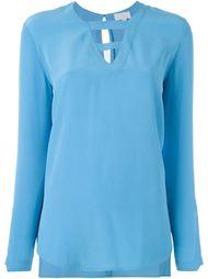 v-neck blouse Lala Berlin