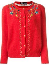 кардиган с вышивкой Kansai Yamamoto Vintage