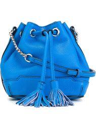 сумка-мешок со сборкой на шнуровке Rebecca Minkoff