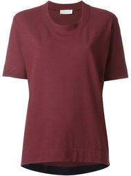 collar trim T-shirt Zanone