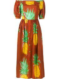 платье 'Sierva' с принтом ананасов Tata Naka