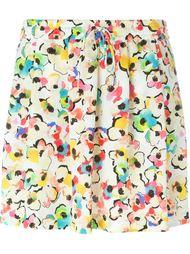 floral print mini skirt Sonia By Sonia Rykiel