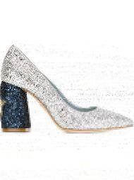 Серые туфли 'Stars' с блестящей отделкой Chiara Ferragni