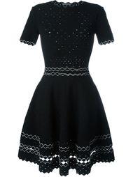 платье с короткими рукавами Alexander McQueen