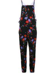 Floral Print Sleeveless Jumpsuit Nº21