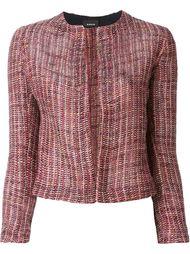 tweed jacket Akris