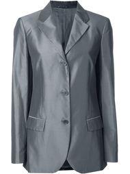 пиджак с застежкой на три пуговицы Helmut Lang Vintage