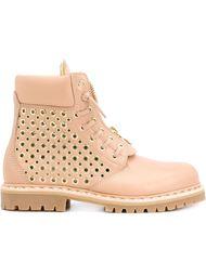 ботинки на шнуровке 'Tia' Balmain
