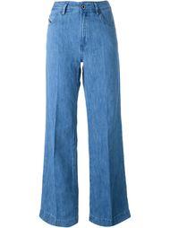 широкие джинсы  Diesel Black Gold