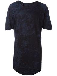 футболка с неравномерным подолом 11 By Boris Bidjan Saberi