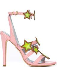 босоножки 'Stars'  Chiara Ferragni