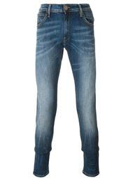 джинсы слим с потертой отделкой Vivienne Westwood Anglomania
