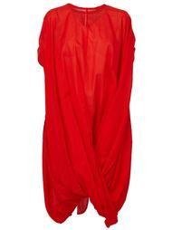 draped dress Junya Watanabe Comme Des Garçons