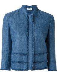 куртка с необработанными краями  Akris