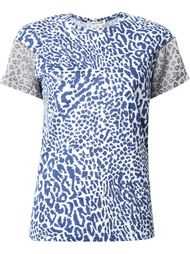 leopard print T-shirt Comme Des Garçons Comme Des Garçons