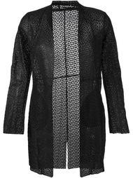 прозрачный пиджак Salvatore Santoro