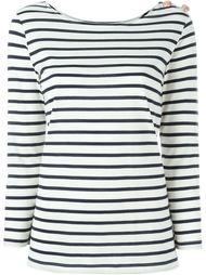 полосатый свитер Petit Bateau