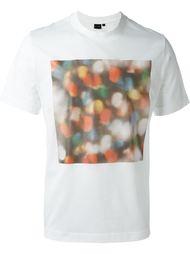 футболка с абстрактным принтом PS Paul Smith