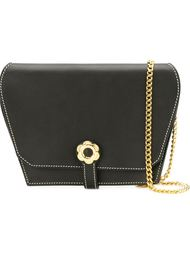сумка на плечо с откидным верхом Nina Ricci Vintage
