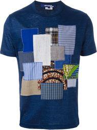 patchwork T-shirt Junya Watanabe Comme Des Garçons Man