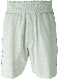 спортивные шорты с контрастными полосками James Long