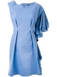 платье асимметричного кроя  DressCamp