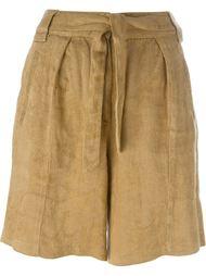 шорты с завязкой Etro