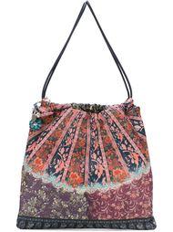 сумка с цветочным принтом  Etro