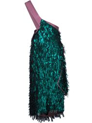 юбка с запахом и лямкой на плечо Vivienne Westwood Gold Label