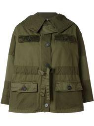 hooded jacket Alexander McQueen