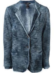 пиджак с необработанными краями Avant Toi