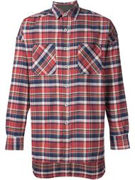 '4th Collection' flannel shirt Fear Of God