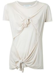 knot detail T-shirt Marques Almeida