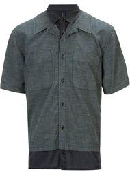 layered shirt Mihara Yasuhiro