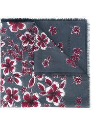 шарф с цветочным принтом Valentino Garavani