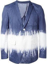 tie dye 'Making Water' blazer Wooster + Lardini