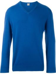 v-neck sweater Massimo Alba