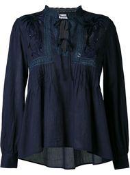 блузка в крестьянском стиле Muveil