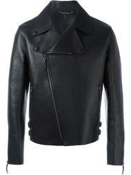 classic biker jacket  Versace