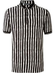 striped polo shirt  Dolce & Gabbana